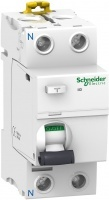 УЗО Schneider Electric Acti 9 iID 2P 25A 30mA АС